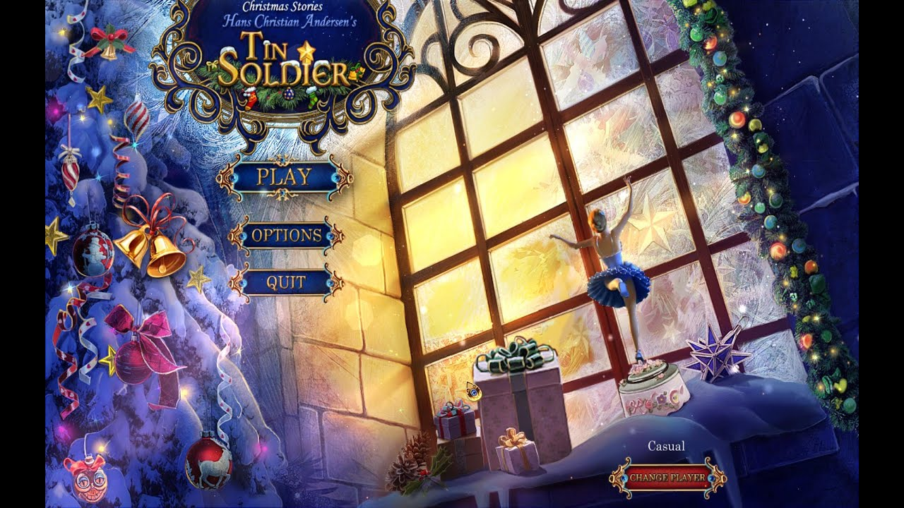 christmas stories 3 hans christian andersens tin soldier cese gameplay free download hd 1080p youtube - Christian Christmas Stories