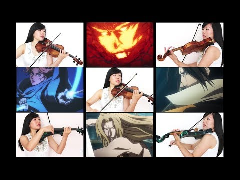 Castlevania Netflix Opening Theme Violin Cover