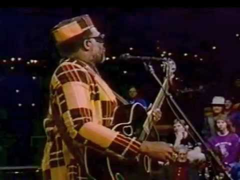 Taj Mahal - Fishing Blues 1993
