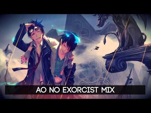 Ao No Exorcist - Blue Exorcist - 青の祓魔師エクソシストSoundtrack OST Mix [Epic Anime Music]