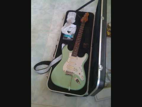 for sale peavey predator ax us made electric guitar with hard case youtube. Black Bedroom Furniture Sets. Home Design Ideas
