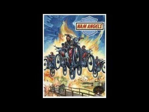 Nam Angels - Castellano - 1988 thumbnail