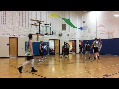 Country Financial Basketball Pre-season Game 1