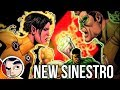 "Green Lantern ""The New Sinestro, War of the Lanterns!"" - Rebirth Complete Story"