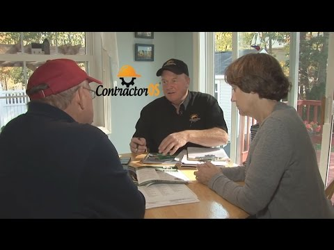 Selling Home Improvement Products - Being A Saleperson