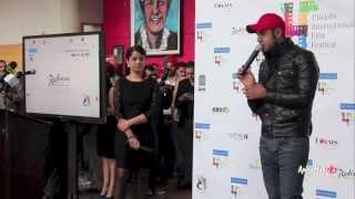 Punjabi International Film Festival - PIFF 2013 Toronto Launch Ceremony Video