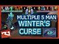 The Winter's Curse Fantasy!! | Resay WINTER WYVERN Highlights #1