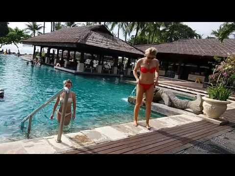 Bali Intercontinental Resort hotel 2016