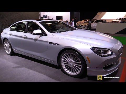 2015 BMW 6-Series B6 Alpina - Exterior and Interior Walkaround - 2015 Montreal Auto Show