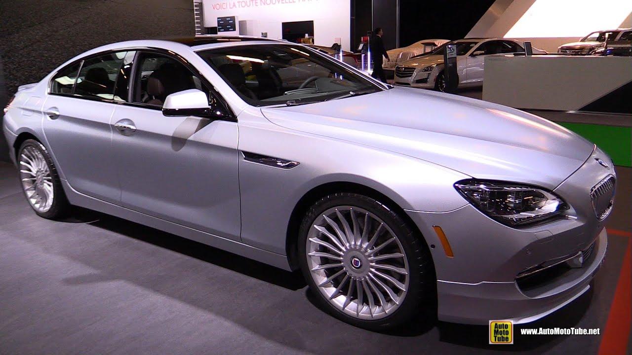 2015 BMW 6-Series B6 Alpina - Exterior and Interior Walkaround ...