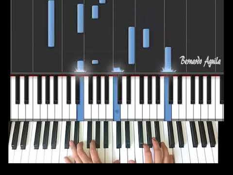 Sleep Walk  Piano Tutorial Cover