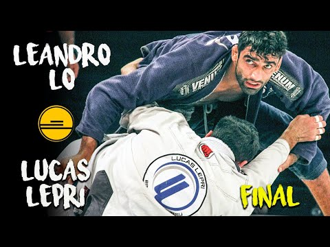 [FINAL] LEANDRO LO VS LUCAS LEPRI - SEASON 4 PREMIÉRE - COPA PODIO