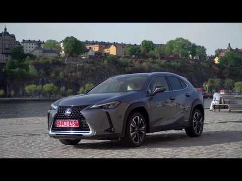 Lexus UX 200 Platinum Silver FSPORT Red