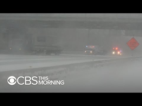 Deadly Winter Weather Threaten Millions In U.S.