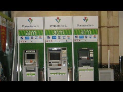 Limit penarikan tunai di ATM Permata