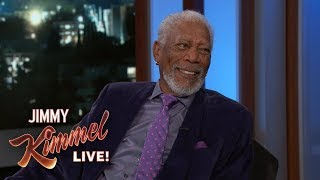 Morgan Freeman on The Electric Company
