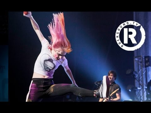 A Day In The Life Of Paramore - Tour Diary