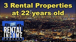 Rental Income Podcast Interview: How I bought 3 properties by 22 years old