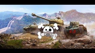 World of Tanks - Test de la 8.3 - Les Chinois débarquent !