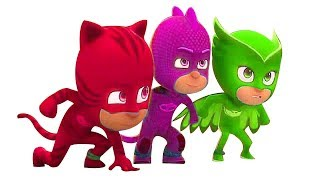 PJ Masks episode - Catboy and the Butterfly Brigade - Owlette the Winner