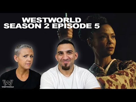 Westworld Season 2 Episode 5 'Akane no...