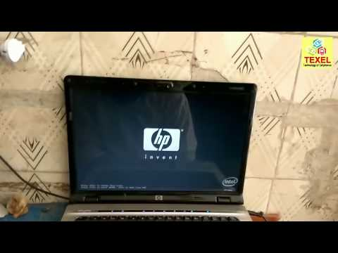 Make bootable windows7 USB pen drive, and format laptop with USB (ex.hp pavilion dv6000)