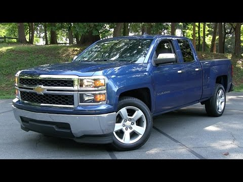 Popular 2015 Chevrolet Silverado 1500 Start Up And Review 53 L V8