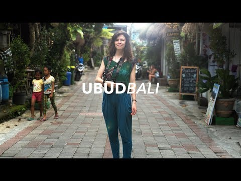 TRAVELLING TO UBUD BALI FOR WORK (DIGITAL NOMAD)