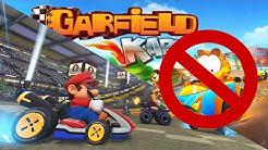 Garfield Kart besser als Mario Kart? NEIN!!!