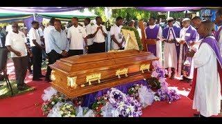 Mwili wa Akwilina Ulivyoliza WanaChuo  wa NIT Wakati wa Kuaga thumbnail