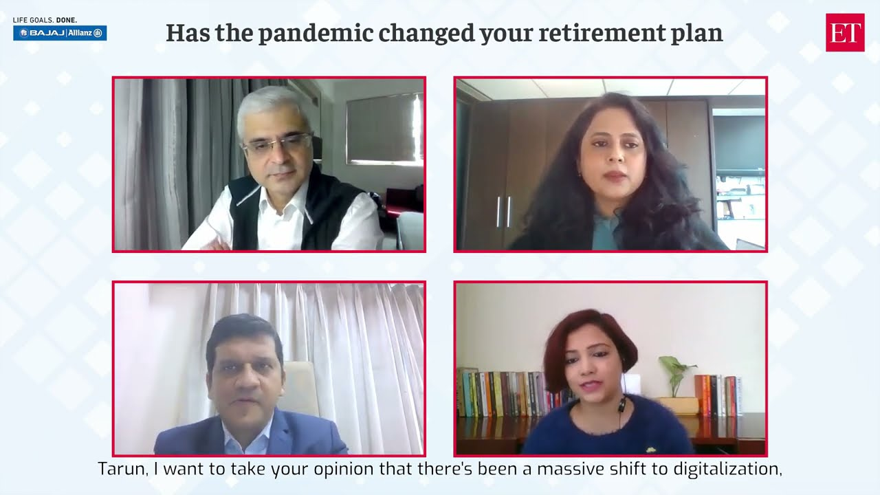 Has The Pandemic Changed Your Retirement Plan | Life Goals Masterclass