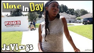 Official Move In Day   Family Vlogs   JaVlogs