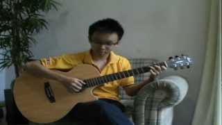 (Harlem Yu) Qing Fei De Yi (Ost. Meteor Garden) - Nergi Rahardi (Fingerstyle) + Tabs