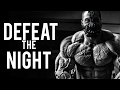 Aesthetic Bodybuilding Motivation Defeat The Night 2017 mp3