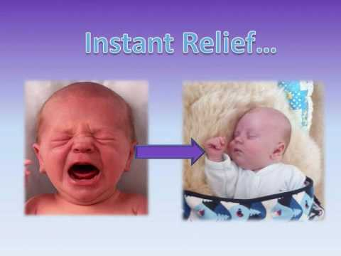 Natural Colic Relief Baby Bowen Colic Treatment Youtube