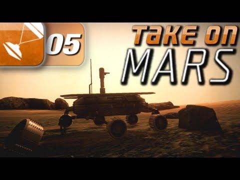 Take On Mars - Angespielt - Teil 5 - PKK auf dem Mars - Let's Play [deutsch] [german]