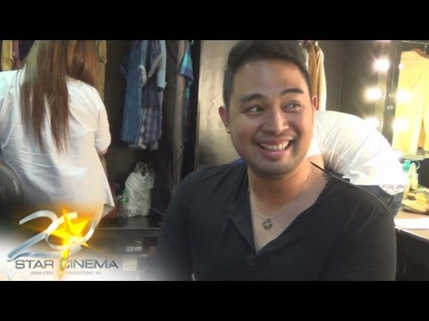Part 1 Jed Madela answers question from the Wrecking Bowl