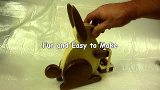 The Bunny Candy Dispenser