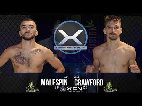 XFN30 Malespin Vs Crawford