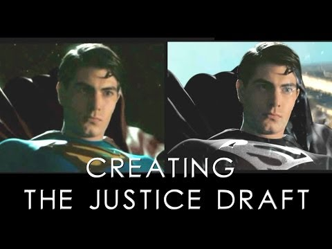 Superman: Doomsday - BTS Vol 4 - Creating The Draft