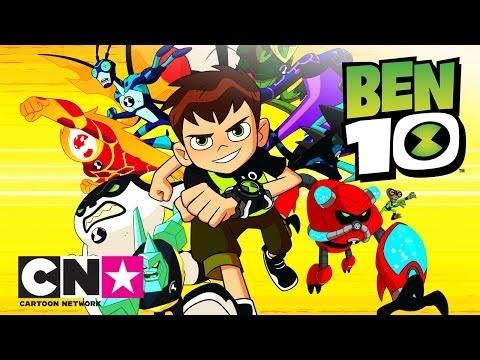 Бен 10 | Знакомься с пришельцами | Cartoon Network