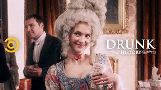 Benedict Arnold Betrays His Country for Love (feat. Winona Ryder) - Drunk History