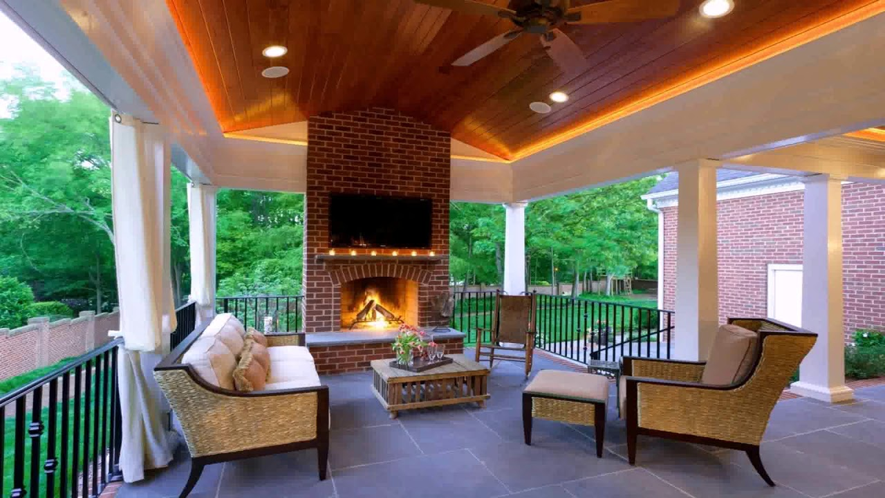 Porch Ceiling Ideas Youtube