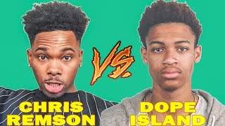 DOPE ISLAND Vines Vs CHRIS REMSON Vines (W/Titles) Best Vine Compilation 2017