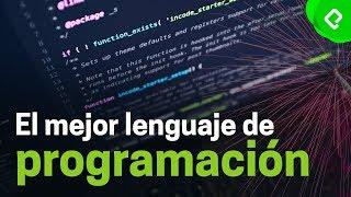 Cuál es el mejor lenguaje de programación en 2018 | PlatziLive