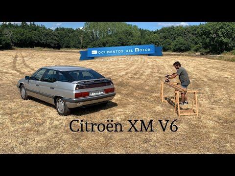 Citroën XM (2/2)- El V6 En Detalle
