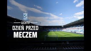Dzień przed meczem: KRC Genk - Lech Poznań