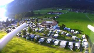 Campingplatz Seehof Kramsach Tirol Reintalersee www.Camping-Seehof.com