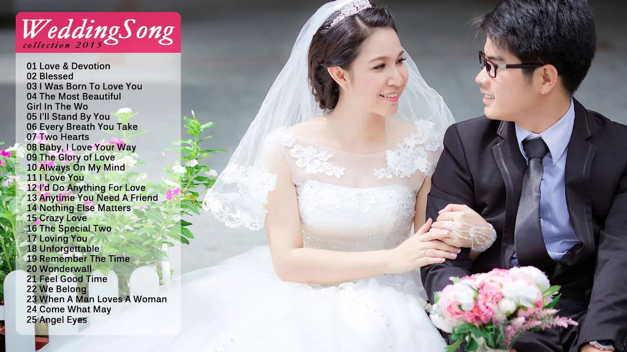 Non Stop Wedding Songs Collection English