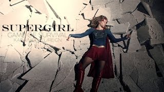Kara & Mon-El (Reign) - Game of survival [3x09]